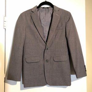 Chaps Grey Blazer